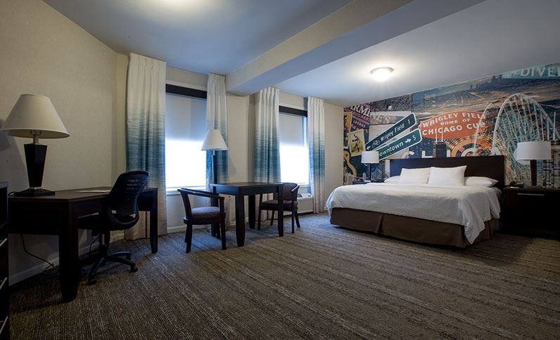 Hotel versey in chicago il 60614 for Hotels 60657