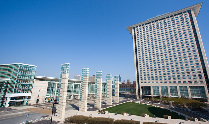 McCormick Place - Chicago, Illinois