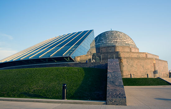 Adler Planetarium of Chicago