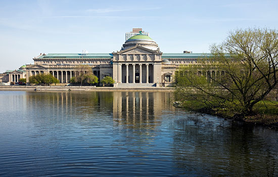 Museum of Science and Industry of Chicago