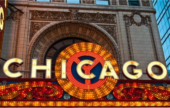 Chicago Theatre of Illinois