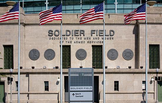 The Chicago Bears - National Football League (NFL) team