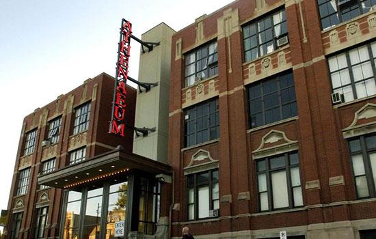 Athenaeum Theatre at Chicago