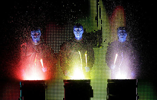 Blue Man Group - Briar Street Theatre in Illinois