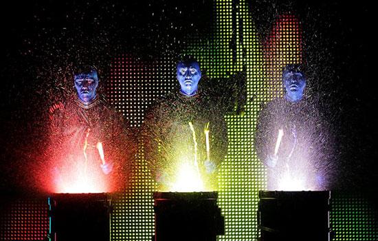 Blue Man Group - Briar Street Theatre in Illinois