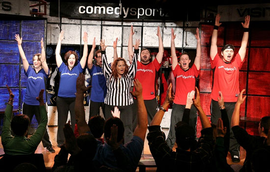 ComedySportz at Chicago