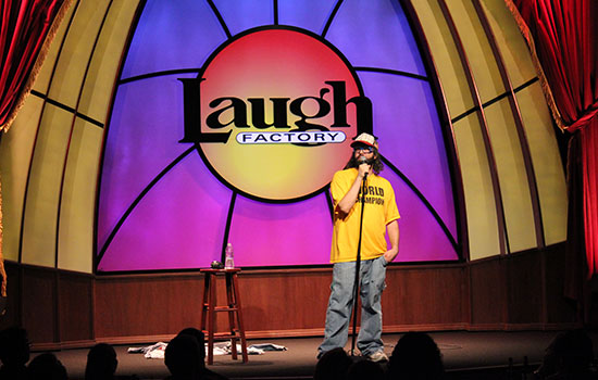 Laugh Factory at Chicago
