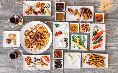 The Gundis Kurdish Kitchen, Chicago