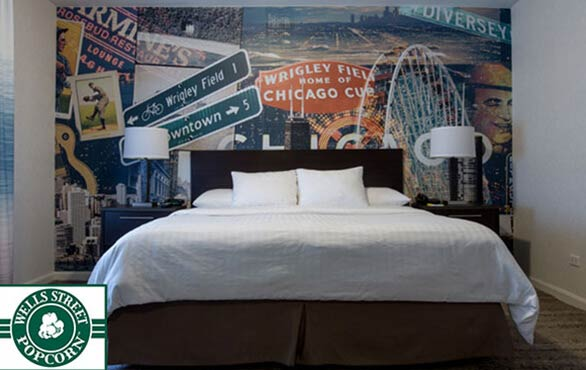 Hotel Versey Executive Room Package