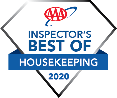 2020 Best of Housekeeping Badge Logo