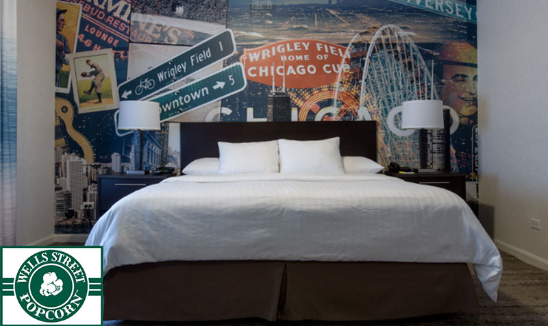 Executive Room Package at Hotel Versey Chicago