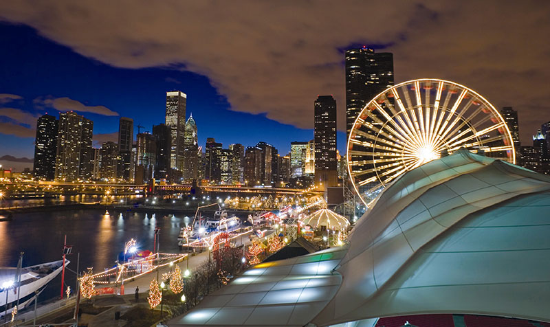 Vacation Package at Hotel Versey Chicago